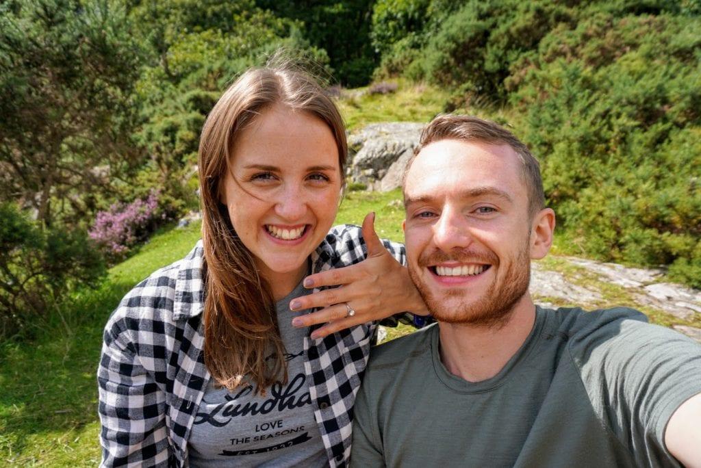 Adam and Rachel – a Lake District proposal
