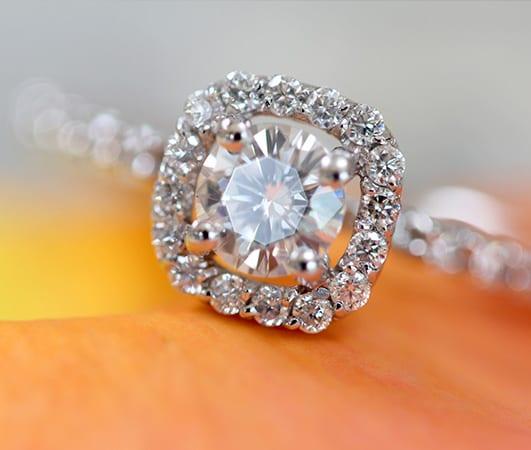 Pretty, shiny jewels. Not all born equal