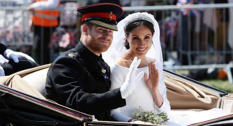 Congratulations Harry and Meghan! Royal Wedding