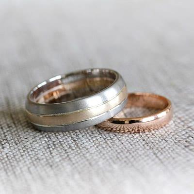 Classic Wedding Rings