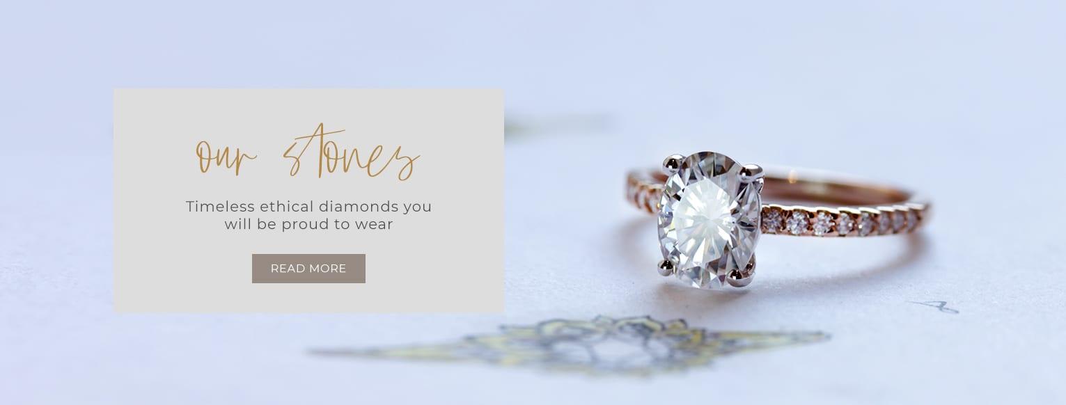 Ethical Man Made Diamonds - Ethica Diamonds UK