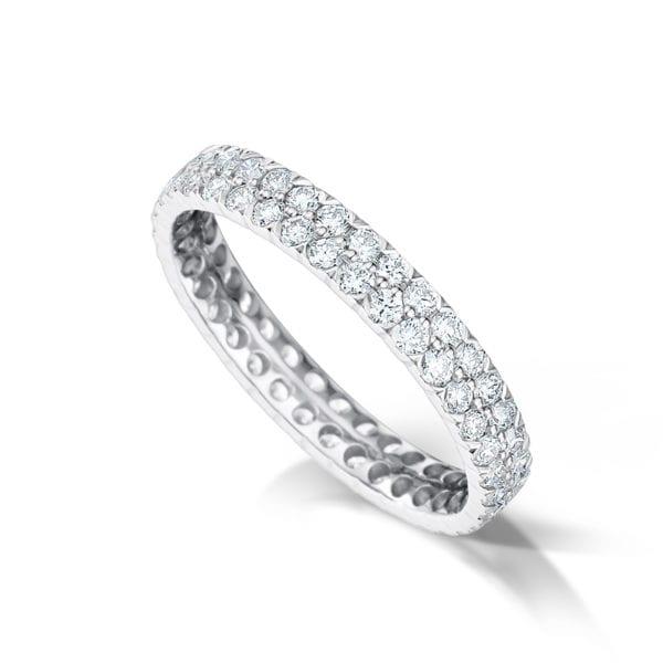 Lab Grown Diamond Wedding Band - Sedona