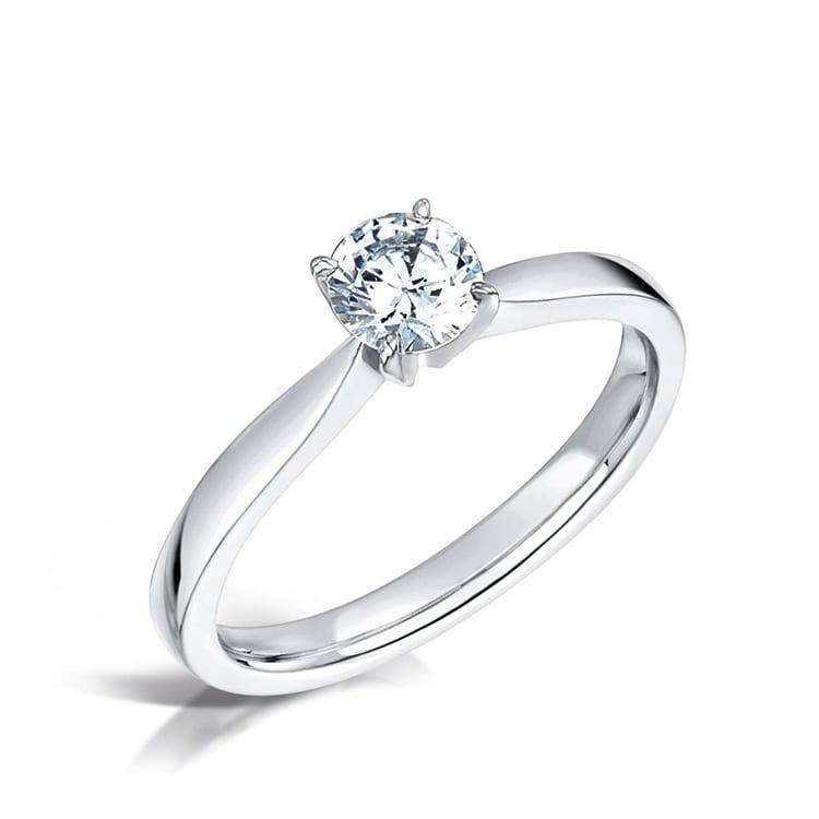 Lab Grown Engagement Ring | Adeline | Ethica Diamonds UK