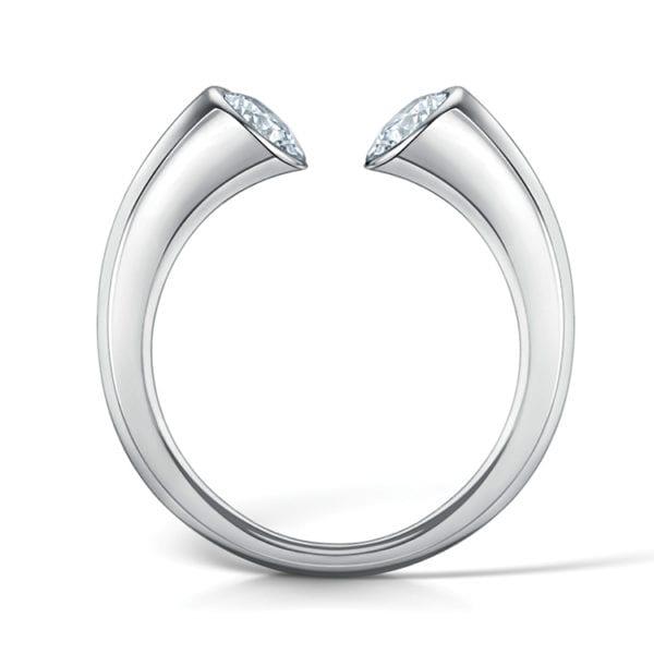 Eco Friendly Diamond Ring - Alexis