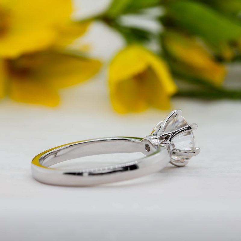 Lab Grown Diamond Engagement Ring | Althea | Ethica Diamonds UK