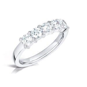 Man Made Diamond Ring - Amabel