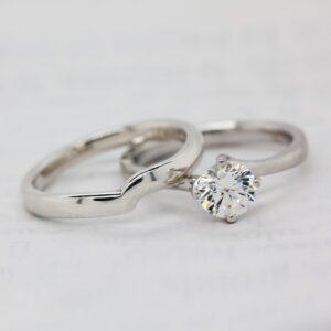 Earth Friendly Diamond Engagement Ring - Aria - Ethica Diamonds UK
