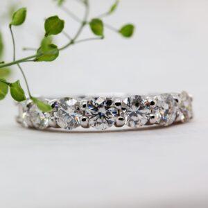 Conflict Free Diamond Ring - Dulci