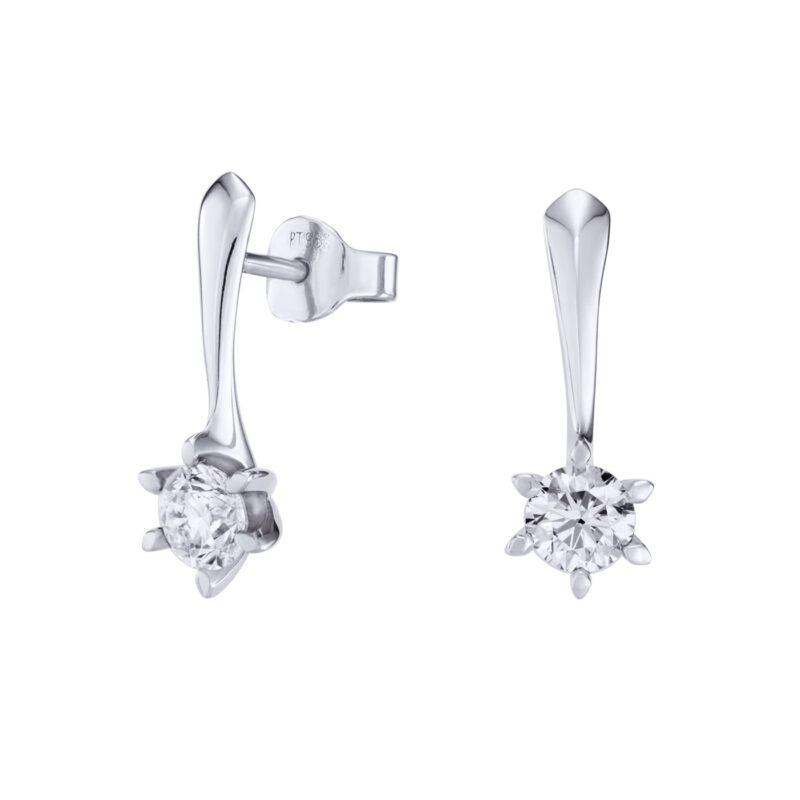 Eco Friendly Diamond Earrings - Anouk