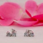 Eco Conscious Diamond Earrings - Maia - Ethica Diamonds Cornwall