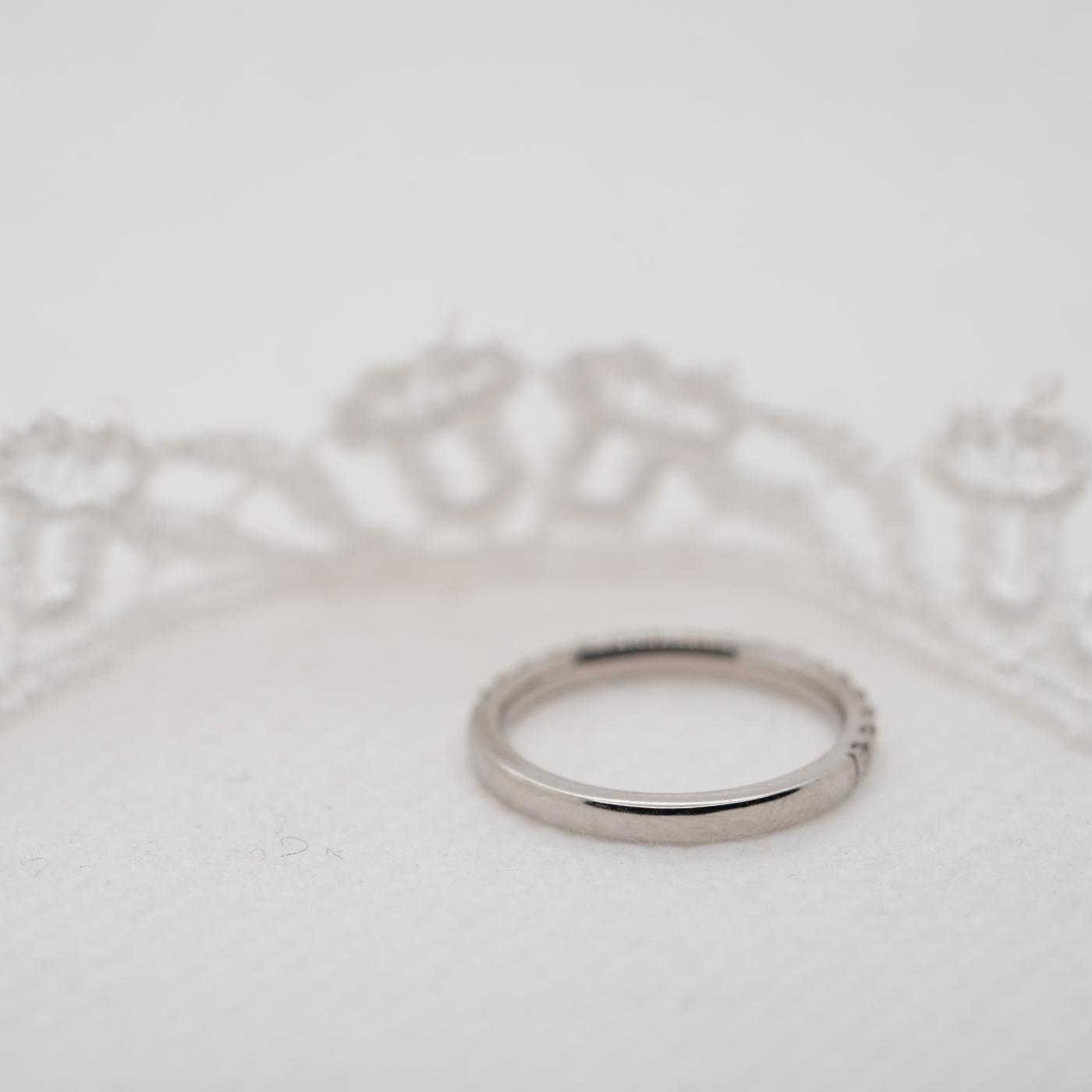 Vegan Friendly Diamond Ring   Eloise   Ethica Diamonds Cornwall UK