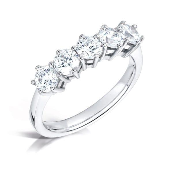 Vegan Friendly Diamond Ring - Neci
