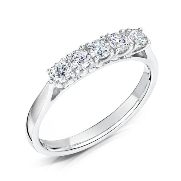 Lab Created Diamond Ring - Anaya