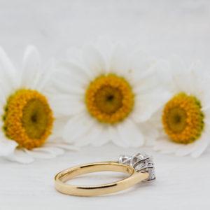 Eco-Friendly Diamond Ring | Oriana | Ethica Diamonds Cornwall UK