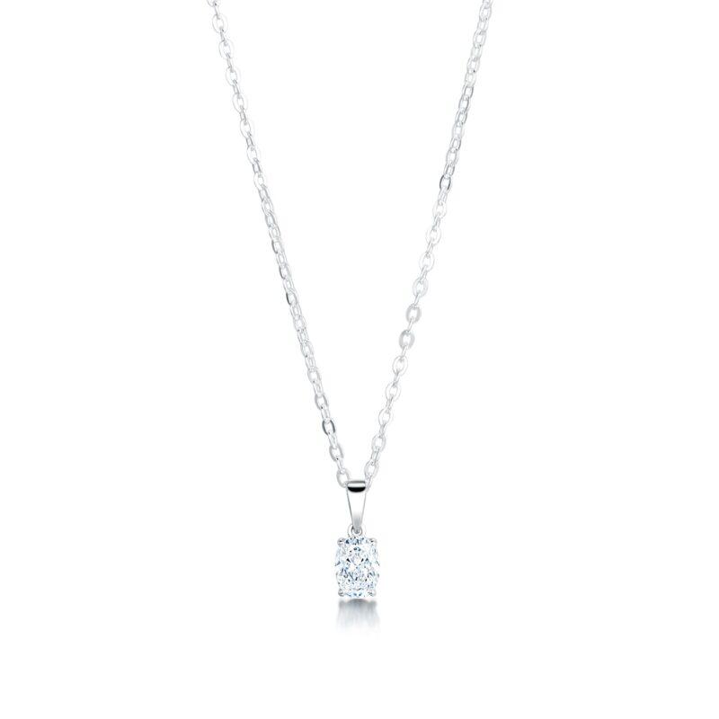 Conflict Free Diamond Pendant - Calia