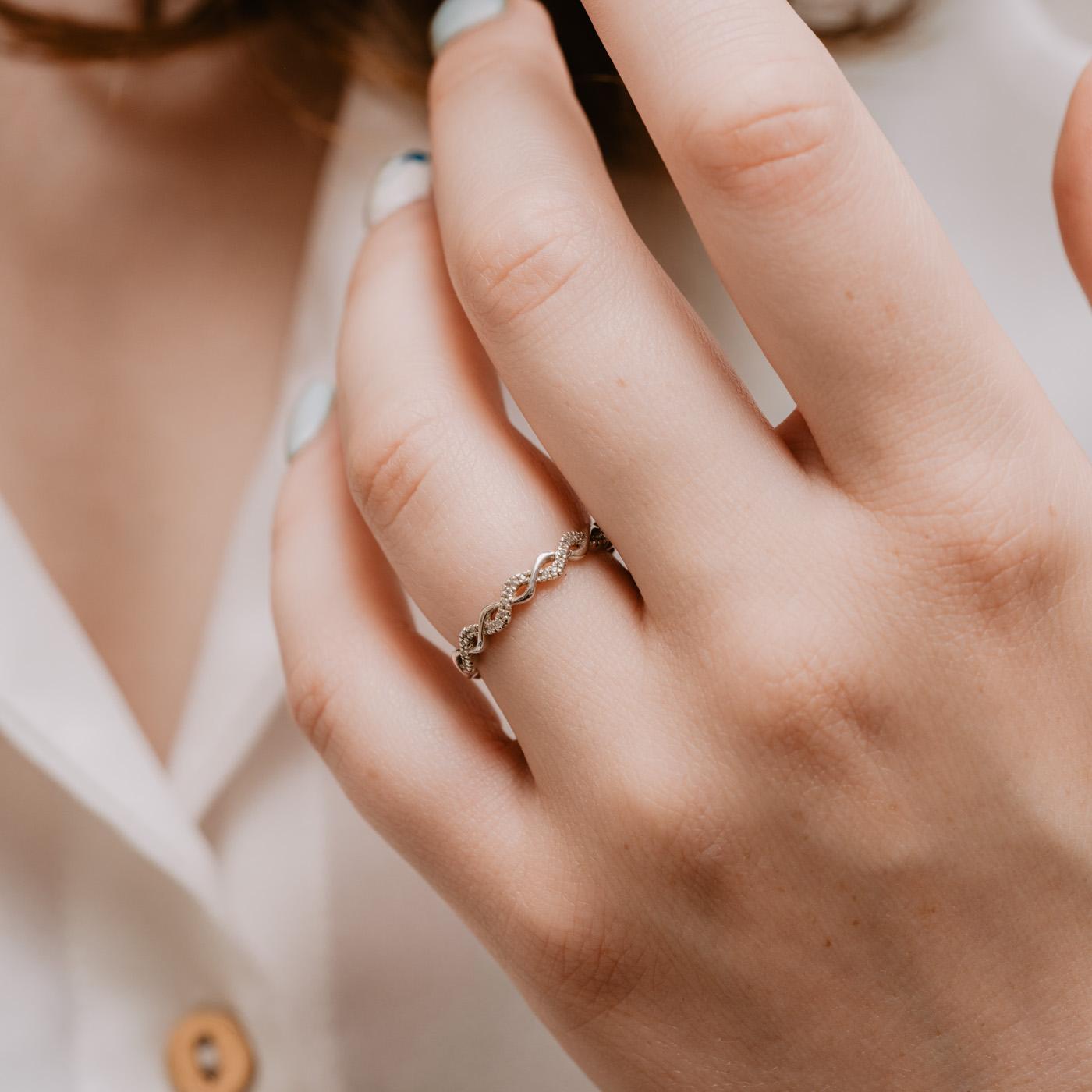 Vegan Friendly Diamond Wedding Band | Solana | Ethica Diamonds UK