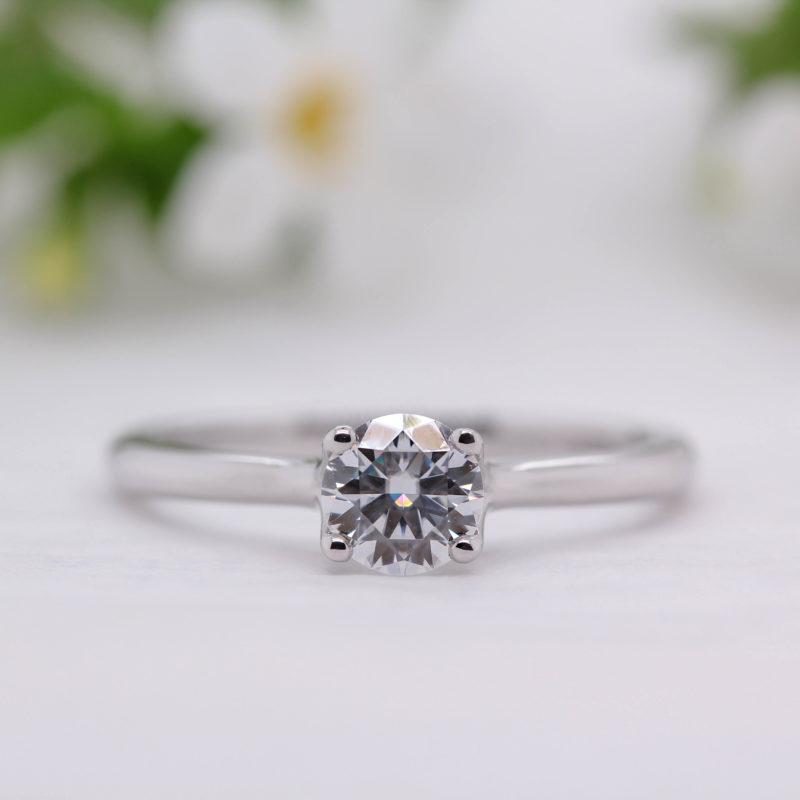 Conflict Free Diamond Engagement Ring - Sophia