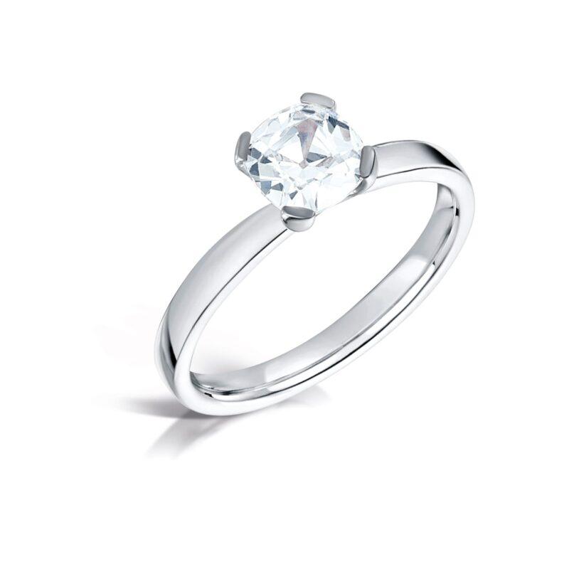 Sustainable Diamond Engagement Ring - Ysabel