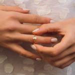 Emerald Cut Synthetic Diamond Ring | Olivia | Ethica Diamonds Cornwall