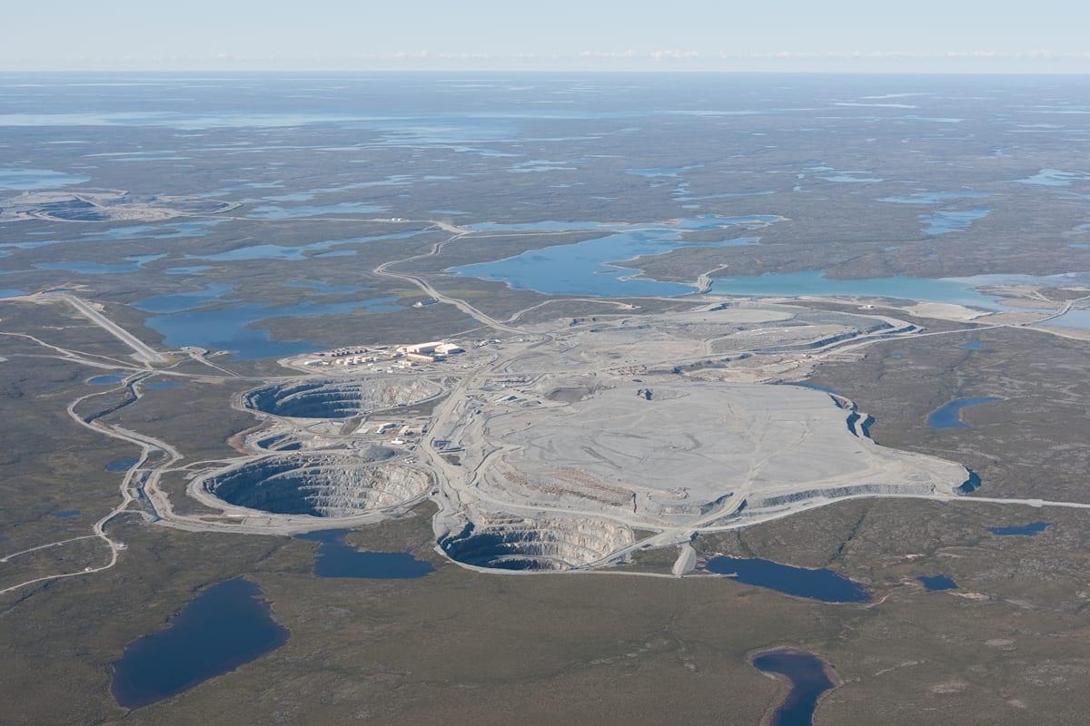 Ekati Diamond Mine - Canada
