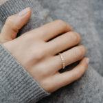 Lab Grown Diamond Wedding Band   Vere Full Set   Ethica Diamonds UK
