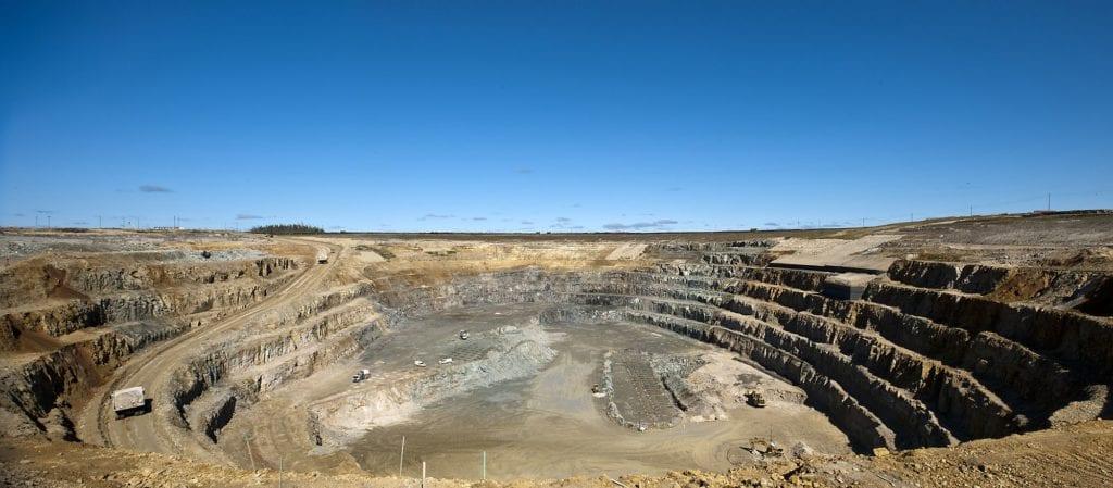 canadian diamond truths - Victor Mine, Canada