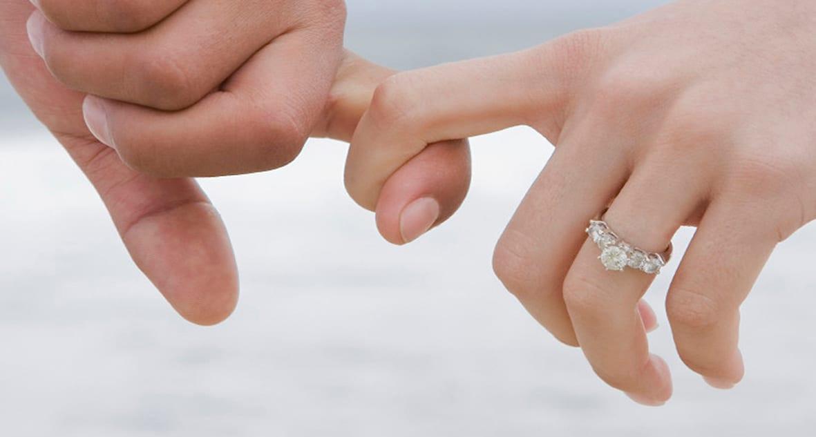 Engagement Ring Tips - Upper