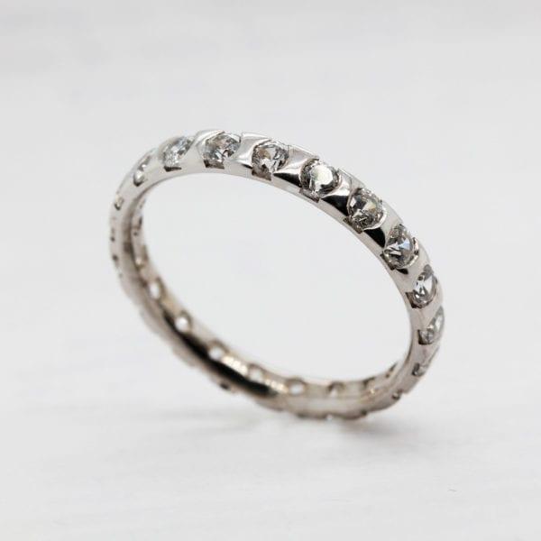 Lab Grown Diamond Ring - Karissa Full Set 2.5mm