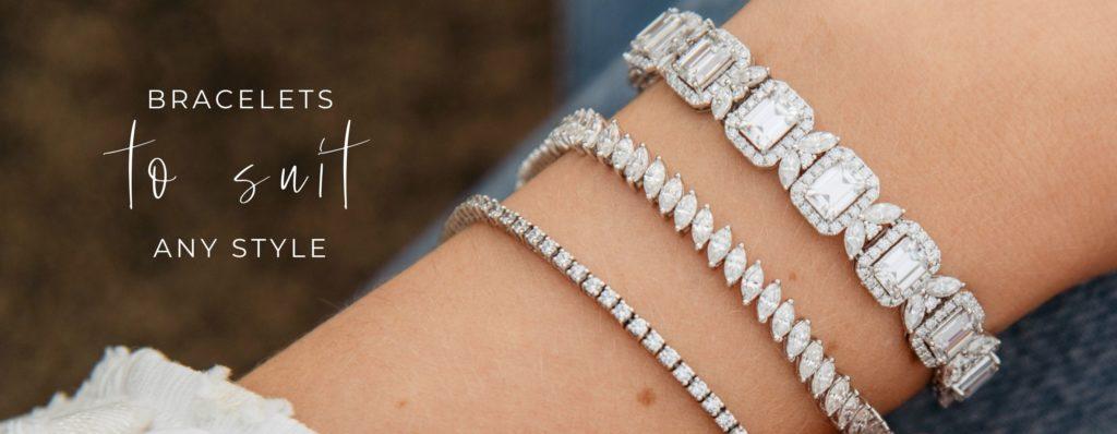 New Range | Bracelets | Ethica Diamonds