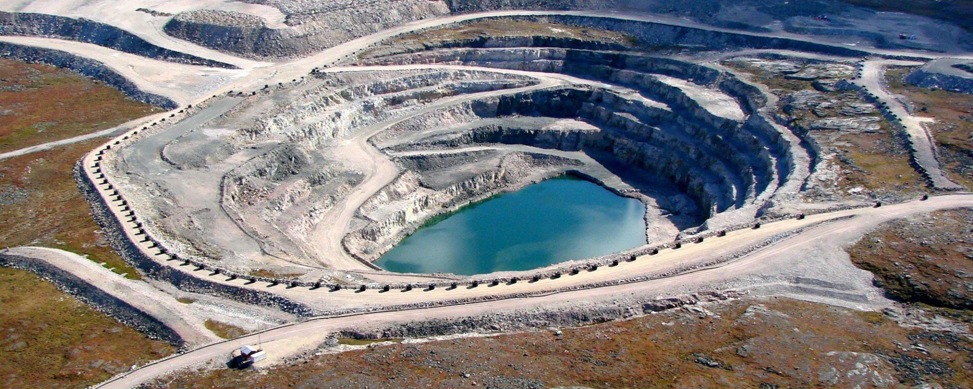 Jericho Mine in Canada