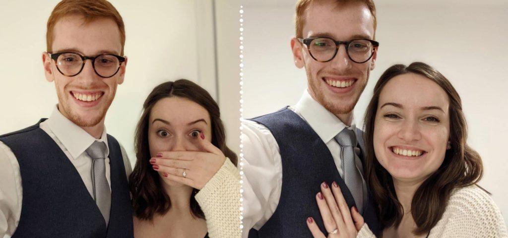 Tony and Lizzie | Bespoke Journey | Ethica Diamonds Blog