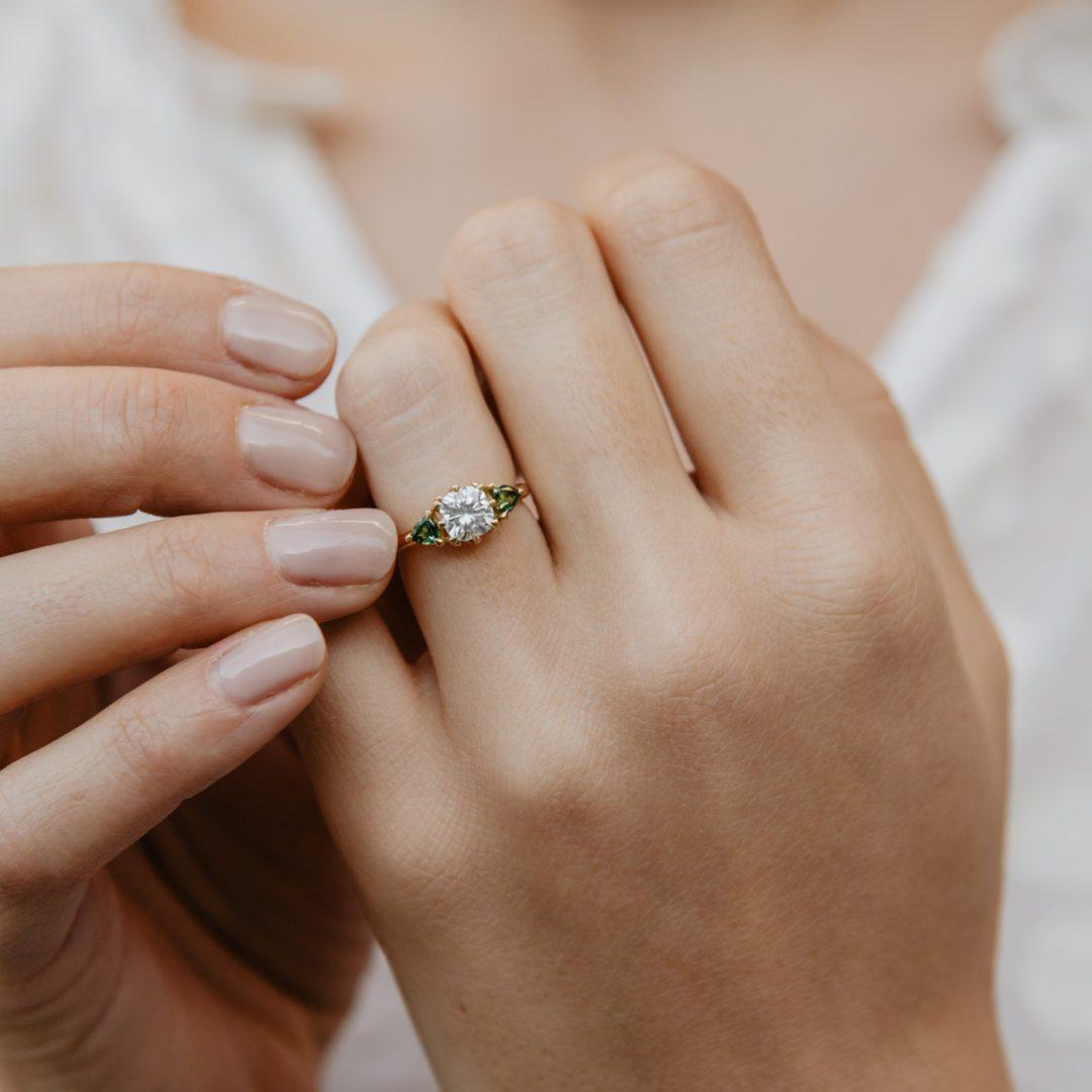 Bespoke Journey | Louis & Katie | Ethica Diamonds Blog