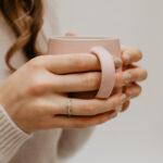 Scattered Shoulder Set Engagement Ring | Sophie | Ethica Diamonds