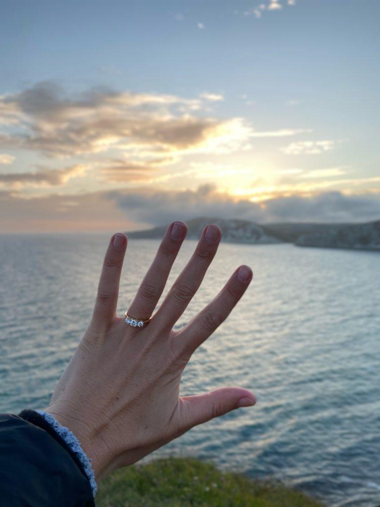 Adam & Kirsty | Their Proposal Story | Ethica Diamonds